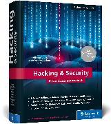 Cover-Bild zu Hacking & Security von Kofler, Michael