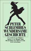 Cover-Bild zu Chamisso, Adelbert von: Peter Schlemihls wundersame Geschichte