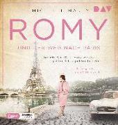 Cover-Bild zu Romy und der Weg nach Paris. Sie liebt Alain Delon - und wird zur größten Schauspielerin ihrer Zeit von Marly, Michelle