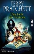 Cover-Bild zu Das Licht der Fantasie (eBook) von Pratchett, Terry