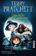 Cover-Bild zu Das Erbe des Zauberers (eBook) von Pratchett, Terry