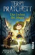 Cover-Bild zu Die Farben der Magie von Pratchett, Terry