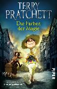 Cover-Bild zu Die Farben der Magie (eBook) von Pratchett, Terry
