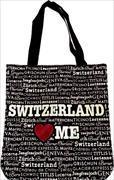Cover-Bild zu 24641; Tasche Shopper Switzerland love me Escudo de Oro