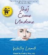 Cover-Bild zu She's Come Undone von Lamb, Wally