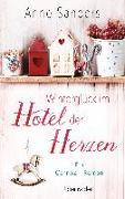 Cover-Bild zu Winterglück im Hotel der Herzen von Sanders, Anne