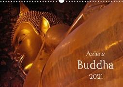 Cover-Bild zu Asiens Buddha (Wandkalender 2021 DIN A3 quer) von G. Zucht, Peter