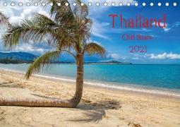 Cover-Bild zu Thailand . Old Siam (Tischkalender 2021 DIN A5 quer) von G. Zucht, Peter