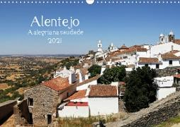 Cover-Bild zu Alentejo - A alegria na saudade (Wandkalender 2021 DIN A3 quer) von G. Zucht, Peter