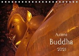 Cover-Bild zu Asiens Buddha (Tischkalender 2021 DIN A5 quer) von G. Zucht, Peter