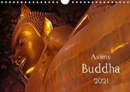 Cover-Bild zu Asiens Buddha (Wandkalender 2021 DIN A4 quer) von G. Zucht, Peter