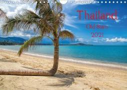 Cover-Bild zu Thailand . Old Siam (Wandkalender 2021 DIN A4 quer) von G. Zucht, Peter