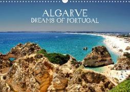 Cover-Bild zu ALGARVE DREAMS OF PORTUGAL (Wall Calendar 2021 DIN A3 Landscape) von G. Zucht, Peter