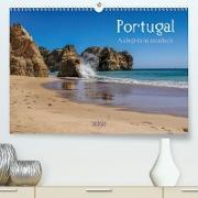 Cover-Bild zu Portugal . A alegria na saudade (Premium, hochwertiger DIN A2 Wandkalender 2021, Kunstdruck in Hochglanz) von G. Zucht, Peter