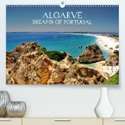 Cover-Bild zu ALGARVE DREAMS OF PORTUGAL (Premium, hochwertiger DIN A2 Wandkalender 2021, Kunstdruck in Hochglanz) von G. Zucht, Peter