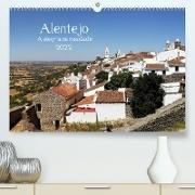 Cover-Bild zu Alentejo - A alegria na saudade (Premium, hochwertiger DIN A2 Wandkalender 2022, Kunstdruck in Hochglanz) von G. Zucht, Peter
