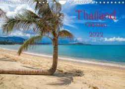 Cover-Bild zu Thailand . Old Siam (Wandkalender 2022 DIN A4 quer) von G. Zucht, Peter