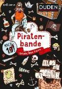 Cover-Bild zu Mach 10! Piratenbande - Ab 8 Jahren