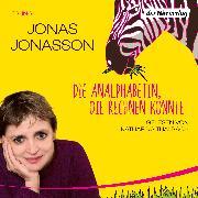 Cover-Bild zu Die Analphabetin, die rechnen konnte (Audio Download) von Jonasson, Jonas