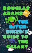 Cover-Bild zu The Hitchhiker's Guide to the Galaxy von Adams, Douglas
