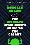 Cover-Bild zu The Ultimate Hitchhiker's Guide to the Galaxy von Adams, Douglas