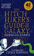 Cover-Bild zu The Hitchhiker's Guide to the Galaxy Illustrated edition (eBook) von Adams, Douglas