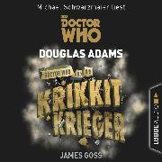 Cover-Bild zu Doctor Who und die Krikkit-Krieger - Doctor Who Romane 8 (Gekürzt) (Audio Download) von Adams, Douglas