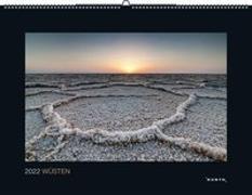 Cover-Bild zu KUNTH Verlag (Hrsg.): Wüsten 2022