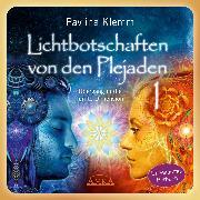 """Cover-Bild zu Lichtbotschaften von den Plejaden - (Ungekürzte Lesung und Heilsymbol """"Quellenergie"""") (Audio Download) von Klemm, Pavlina"""