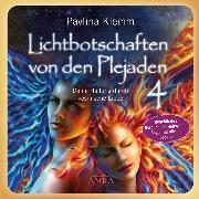 """Cover-Bild zu Lichtbotschaften von den Plejaden - (Ungekürzte Lesung und Heilsymbol """"Segen für alle"""") (Audio Download) von Klemm, Pavlina"""