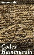 Cover-Bild zu Codex Hammurabi (eBook) von Hammurabi