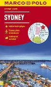 Cover-Bild zu MARCO POLO Cityplan Sydney 1:12 000. 1:12'000