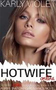 Cover-Bild zu Violet, Karly: Hotwife Online - A Wife Watching Romance Novel (Hotwife Online In Your Local Area!, #1) (eBook)