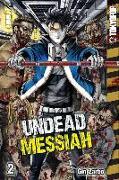 Cover-Bild zu Undead Messiah manga volume 2 (English) von Gin Zarbo