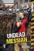 Cover-Bild zu Undead Messiah manga volume 1 (English) von Gin Zarbo