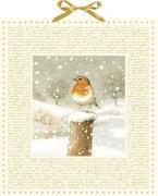 Cover-Bild zu Bastin, Marjolein (Illustr.): Marjoleins Winterwelt