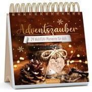 Cover-Bild zu Adventszauber Tag für Tag. 24 Wohlfühl-Momente für dich