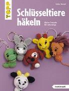 Cover-Bild zu Schlüsseltiere häkeln (kreativ.kompakt.) von Konrad, Esther