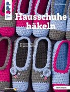 Cover-Bild zu Hausschuhe häkeln (kreativ.kompakt.) von Thiemeyer, Anne