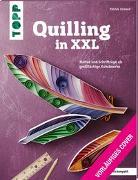 Cover-Bild zu Quilling in XXL von Krämer, Patrick