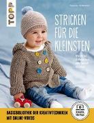 Cover-Bild zu Stricken für die Kleinsten (kreativ.startup.) von Heidenreich, Franziska