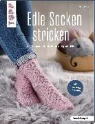 Cover-Bild zu Edle Socken stricken (kreativ.kompakt.) von Klös, Lydia