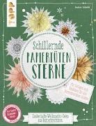Cover-Bild zu Schillernde Papiertüten-Sterne (kreativ.kompakt.) von Schmitt, Gudrun