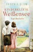 Cover-Bild zu Kinderklinik Weißensee - Tage des Lichts (eBook) von Blum, Antonia