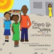 Cover-Bild zu Stand Up For Soraya von Writers, Restavek Freedom