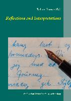 Cover-Bild zu Reflections and Interpretations von Ydegaard (Ed. ), Torbjørn