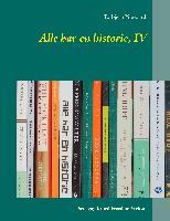 Cover-Bild zu Alle har en historie, IV von Ydegaard, Torbjørn