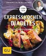 Cover-Bild zu Expresskochen Diabetes von Riedl, Matthias