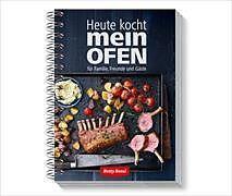 Cover-Bild zu Heute kocht mein Ofen von Bossi, Betty