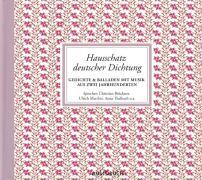 Cover-Bild zu Diverse: Hausschatz deutscher Dichtung